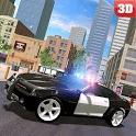 Police Car Vs Thief Car Games - Crazy Car Chase icon