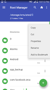 Root Manager – Root File Manager, APK extractor, FTP Server
