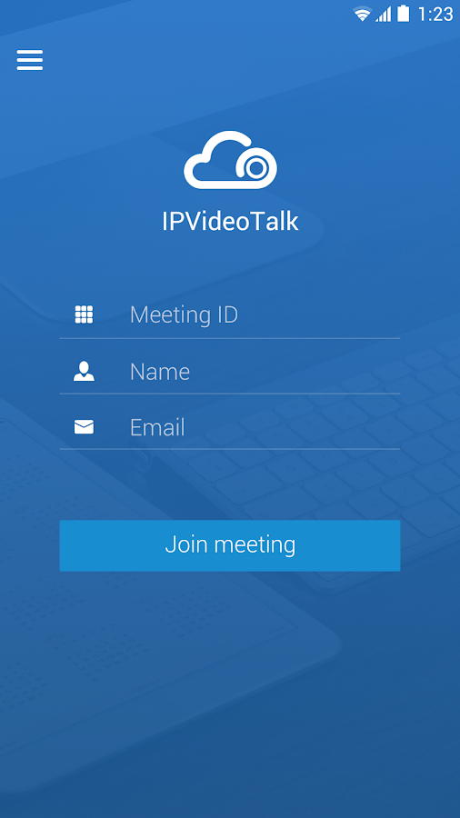 IPVideoTalk- screenshot