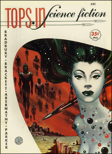 Tops In Science Fiction - Lorelei of the Red Mist