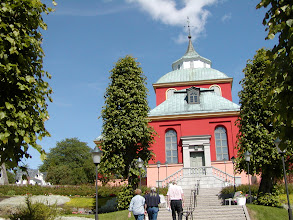 Photo: Soderhamn Church - June 2002