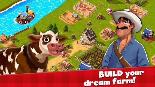 Happy Town Farm: Farming Games & City Building 1.0.0 Pc-softi 4