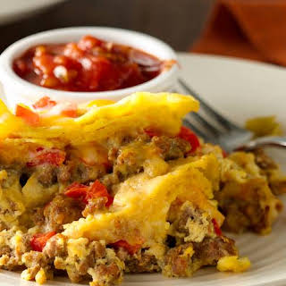 Slow-Cooker Sausage Breakfast Casserole.