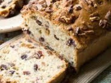 Orange Nut Bread Recipe