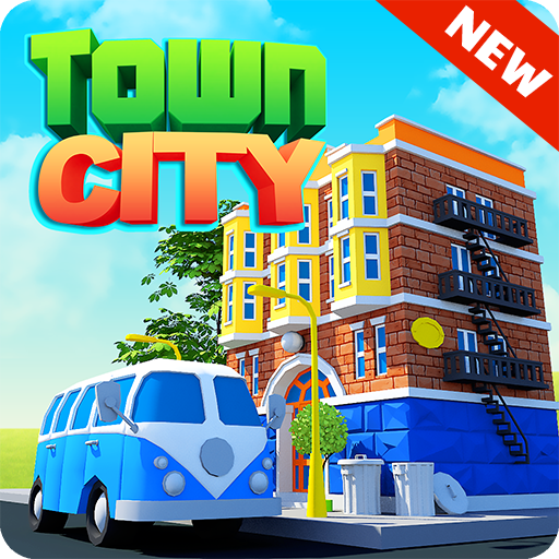 Download Town City - Village Building Sim Paradise Game 4 U