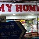 My Home Super Shoppe, Malad West, Mumbai logo