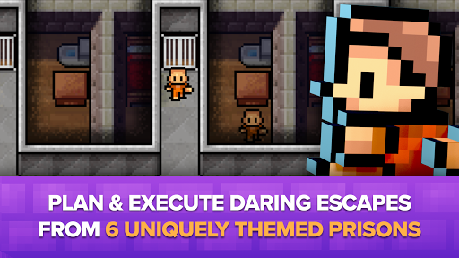 The Escapists: Prison Escape - screenshot
