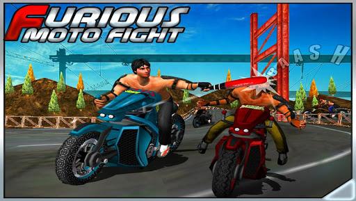 猛烈なバイクの戦い - 無料ゲーム