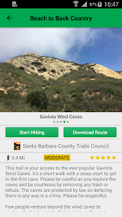 Easy2Hike- screenshot thumbnail