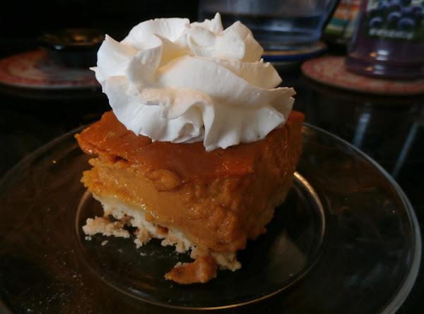 Pumpkin Shortbread Recipe
