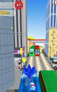 Sonic Runner Games - náhled