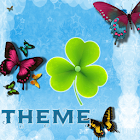 Butterfly Theme GO Launcher EX icon