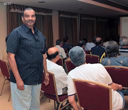 Photo: Public meet at JP Hall