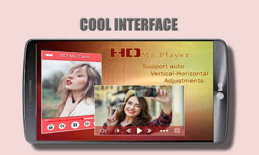 MX Video Player HD - náhled