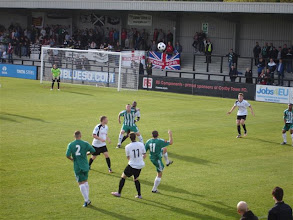 Photo: 20/10/12 v Hendon (FA Cup 4th Qualifying Round) 1-2 - contributed by Gyles Basey-Fisher