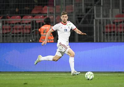 Le Standard de Liège aurait pris contact avec l'un de ses anciens attaquants
