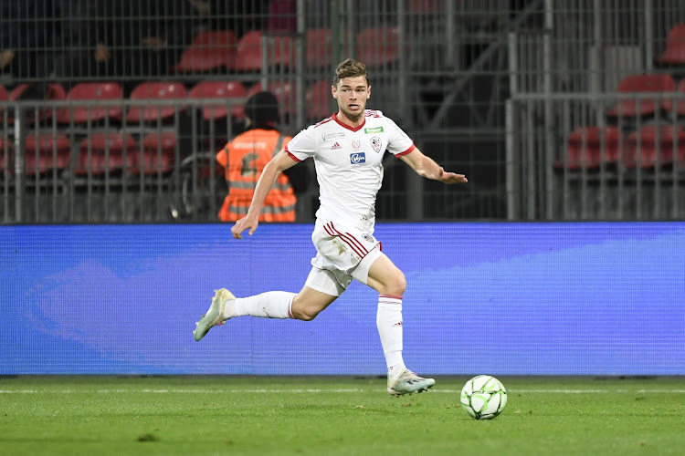 Hugo Cuypers titulaire en amical avec l'Olympiakos