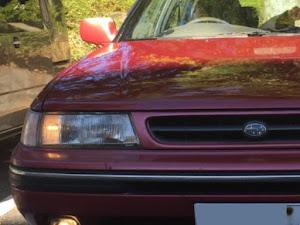 レガシィツーリングワゴン BF5 VZ typeR 平成4年車のカスタム事例画像 Yumori1126さんの2018年08月21日20:58の投稿