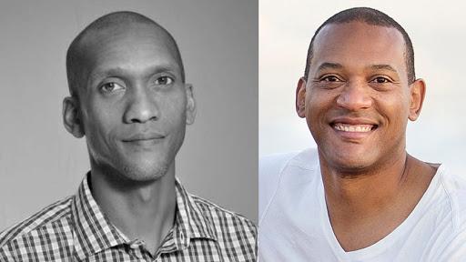 Simon Zindaba Herold and Dennis Mashigo Herold, co-managing partners at RelianceCloud.