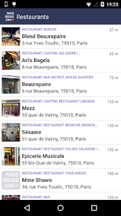 ParisBouge screenshot
