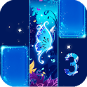 Magic Butterfly Piano Tiles 3 - Magic Dream Tiles icon