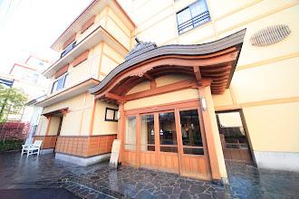 Photo: ホテル椿野 正面玄関