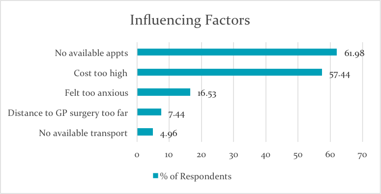My Clinic Online Doctors Report - Influencing Factors