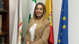 La alcaldesa en funciones de Vélez-Blanco.
