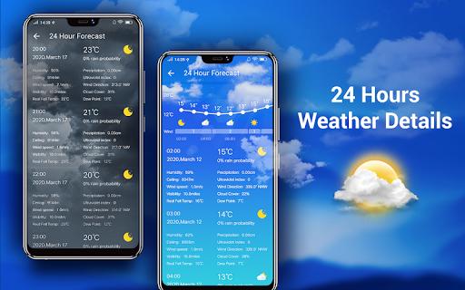 Weather Forecast 1.5.1 screenshots 12
