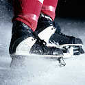 ice skating live wallpaper icon