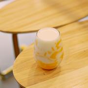 Crème Brûlée Pudding Milk Tea