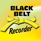 Black Belt Recorder Yellow i