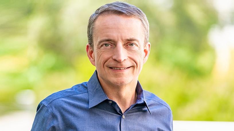 Pat Gelsinger, CEO of VMware.
