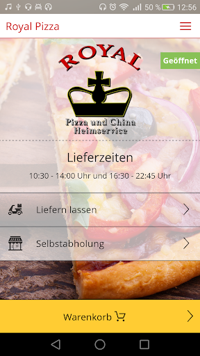 Royal Pizza Kornwestheim