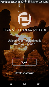 Transterra Media screenshot 0