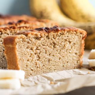 Healthy Banana Bread Pound Cake.