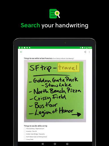 Evernote - Notes Organizer & Daily Planner screenshot 21