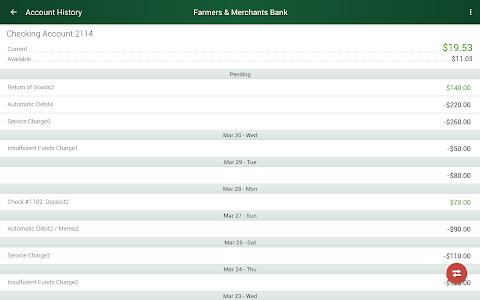 F&M Bank screenshot 6