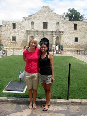 Remember the Alamo - Photo Courtesy of Taste As You Go