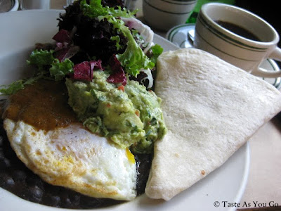 Huevos Rancheros at DuMont in Brooklyn, NY - Photo by Taste As You Go