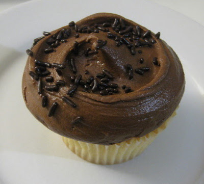 Birthday Cupcake from Magnolia Bakery in New York, NY - Photo Courtesy of Taste As You Go