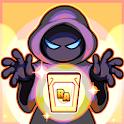 Rogue Adventure: Card Battles & Deck Building RPG icon
