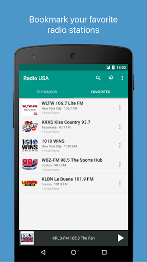 Radio USA FM 6.1 screenshots 4