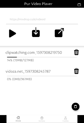 Pur Video Player screenshot 5