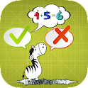 Fast Kids Math Quiz Challenge icon