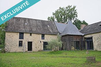 maison à Val-d'Izé (35)