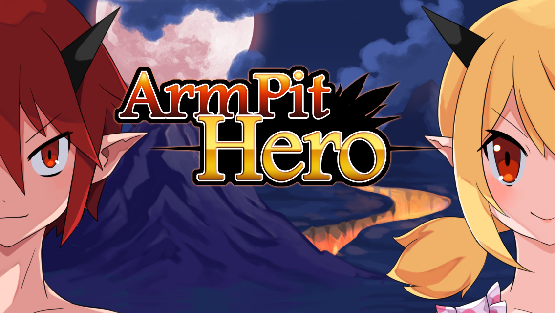 Armpit Hero: VIP- screenshot