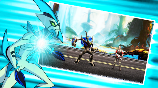 Ben Avenger Hero : Last Aliens Battle 2.0 APK MOD screenshots 1