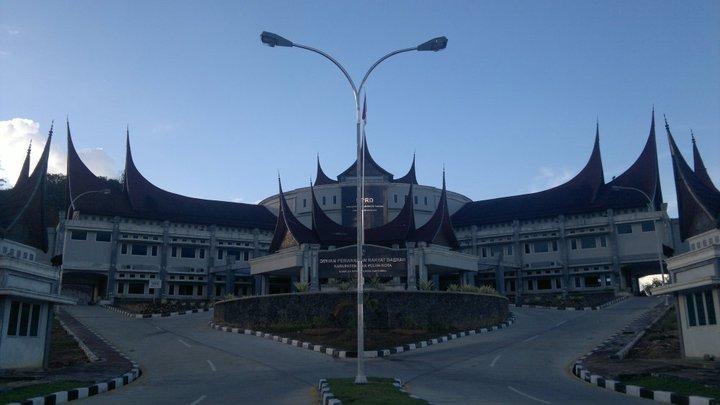 Kantor DPRD Kabupaten Lima Puluh Kota