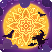 Game Coloring book 2018 - Halloween and monsters APK for Windows Phone